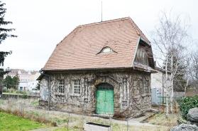 the turbine house